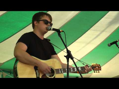Joel Williamson - 'The Happisburgh Blues' - Live at Smugglers Festival 2013
