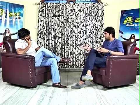 Nani interviews Allari Naresh for James Bond