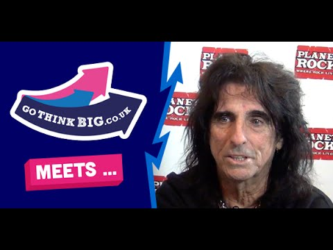 GoThinkBig Meets... Alice Cooper