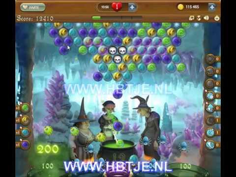 Bubble Witch Saga level 88