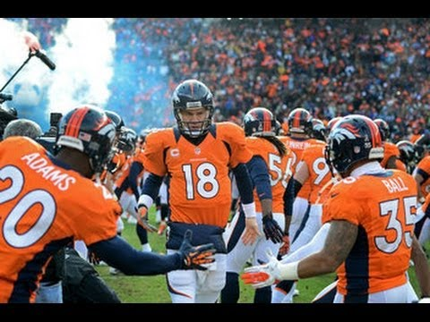 Peyton Manning - Incredible facts about Denvers unstoppable offense