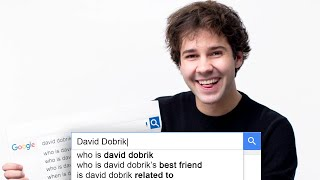David Dobrik Answers the Web's Most Searched Questions | WIRED