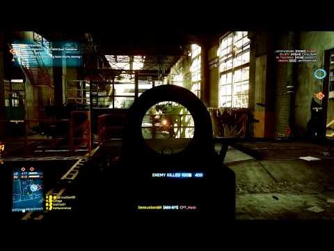 [MULTIPLAYER] Battlefield 3 Close Quarter Scrapmetal Conquest Domination [BR]