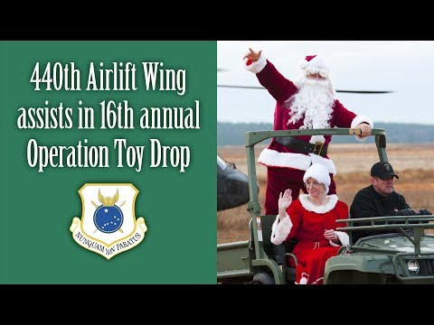 Operation Toy Drop 2013