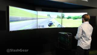 Project CARS gameplay hands-on: offscreen with NVIDIA and Origin at CES 2014