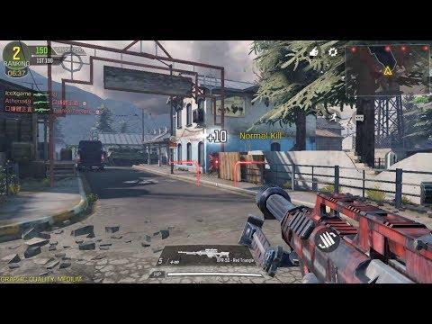 Call of Duty Mobile Gun Game Mode Its Fun lol