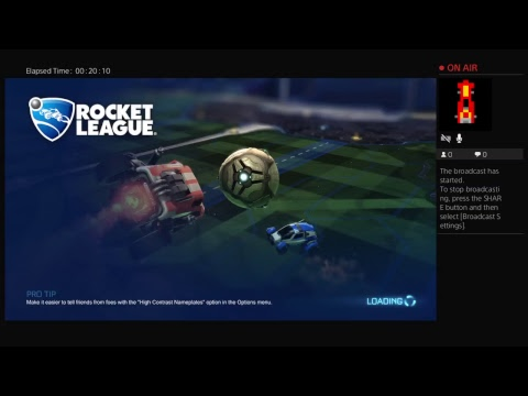 Rocket league Best goals and teamwork