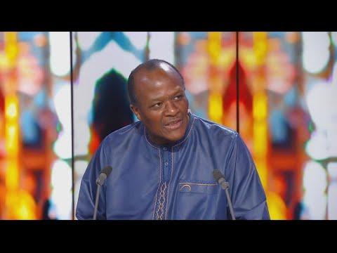 Cheikh Anta Diop : l'hommage de l'égyptologue Coovi Gomez et de l'artiste Poundo