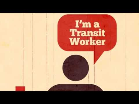 ATU Members Fighting for Public Transit