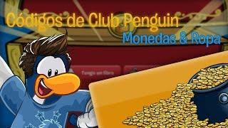 ¡Todos Los Códigos De Club Penguin! Ropa, Monedas Y