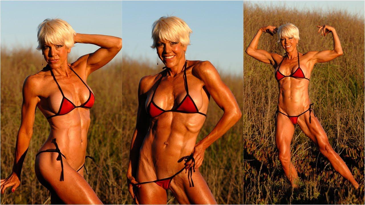 Bodybuilders Over 55 Years Old