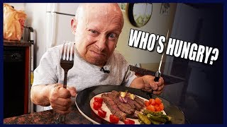 TASTY RECIPE ALMOST KILLED ME | Cooking with Verne