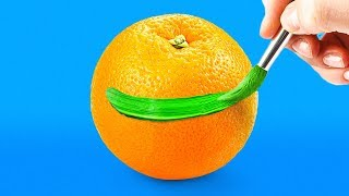 20 DELICIOUS FOOD PRANKS AND HACKS