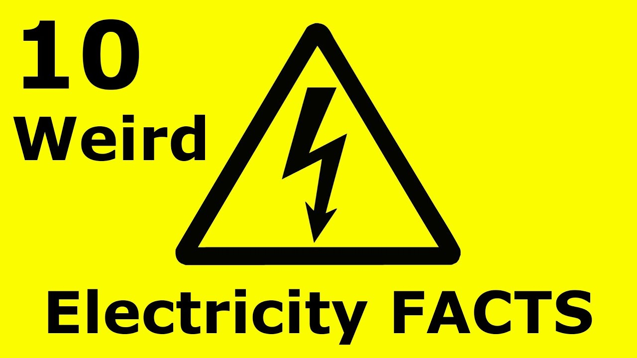 10 surprising facts about electricity youtube