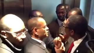 Altercations entre Youssou Ndour et l'Adjoint de Bruno Diatta à la Banque Mondiale
