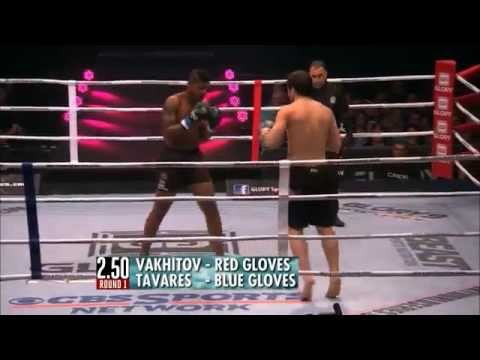 GLORY Presents: Top 20 Knockouts, Part 1 of 4