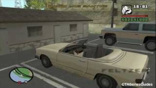 GTA: San Andreas Import/Export (List 1) Feltzer (HD