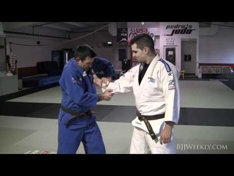 Jimmy Pedro - Grip Break Power Play - BJJ Weekly #065