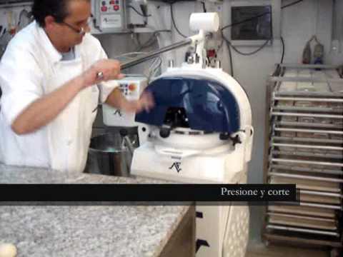 Divisora Boleadora Semiautomática