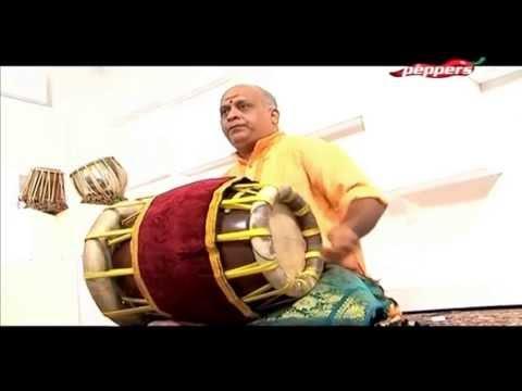 Triplicane K Shekar- Thavil Vidhwan interview