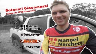 Nataniel Giacomozzi e sua HUPI Gully em uma pista alucinante!