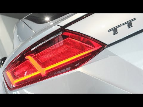 Die dritte Generation des Audi TT