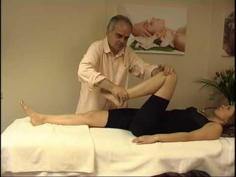 knee massage techniques part 1
