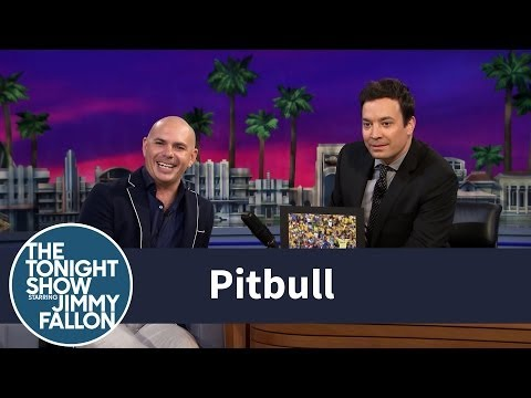 Pitbull Addresses His Short Pants