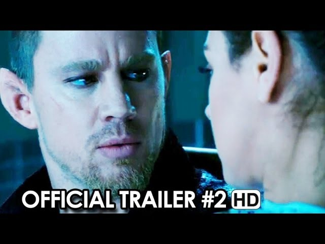 Jupiter Ascending Official Trailer #2 (2014) HD