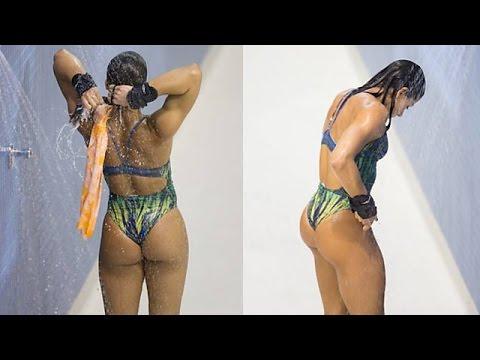 Ingrid Oliveira - Hottest Diver at 2016 Olympics