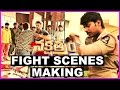 Watch fight sequences during making of Nakshatram movie..