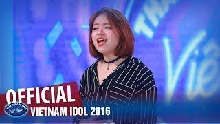VIETNAM IDOL 2016 - TẬP 2 - LAY ME DOWN - TRÀ MY