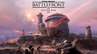 Star Wars Battlefront - Outer Rim DLC Gameplay Trailer