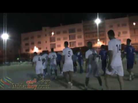 نجوم آيت محسن / شباب إفوارس في المباراة الإفتتاحية لدوري أبطال الريف