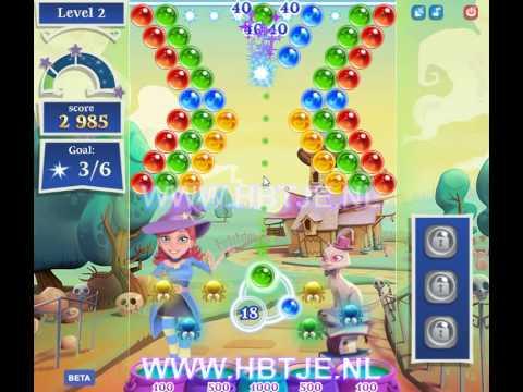 Bubble Witch Saga 2 level 2