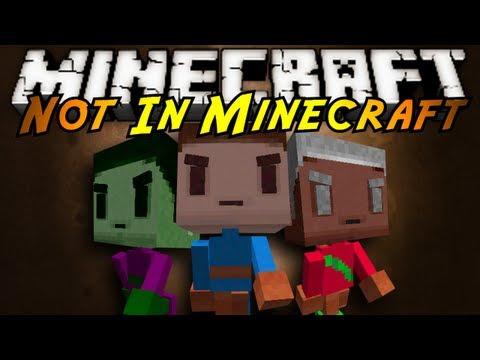 Minecraft Mod Showcase : NOT IN MINECRAFT!,