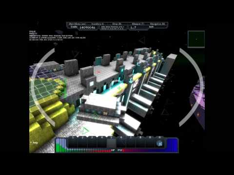 Starmade Space Ship: Battle Barge Update