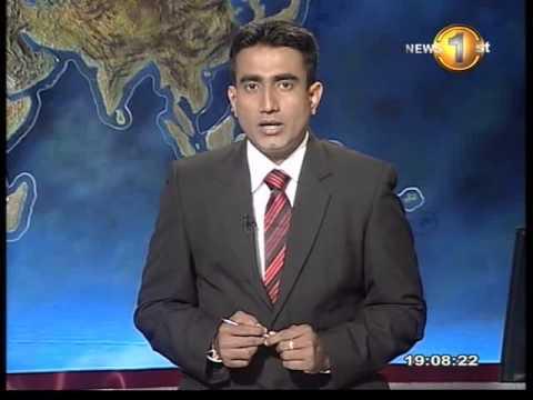 Sirasa news 1st - 1.07.2013 7 pm