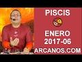 Video Horóscopo Semanal PISCIS  del 5 al 11 Febrero 2017 (Semana 2017-06) (Lectura del Tarot)