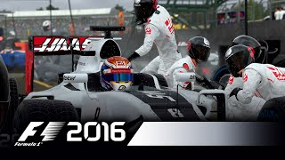 F1 2016 - Your Journey Begins