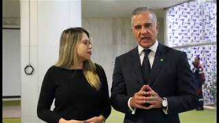#EntrevistaProgressista - Deputado Federal Julio Lopes (RJ)