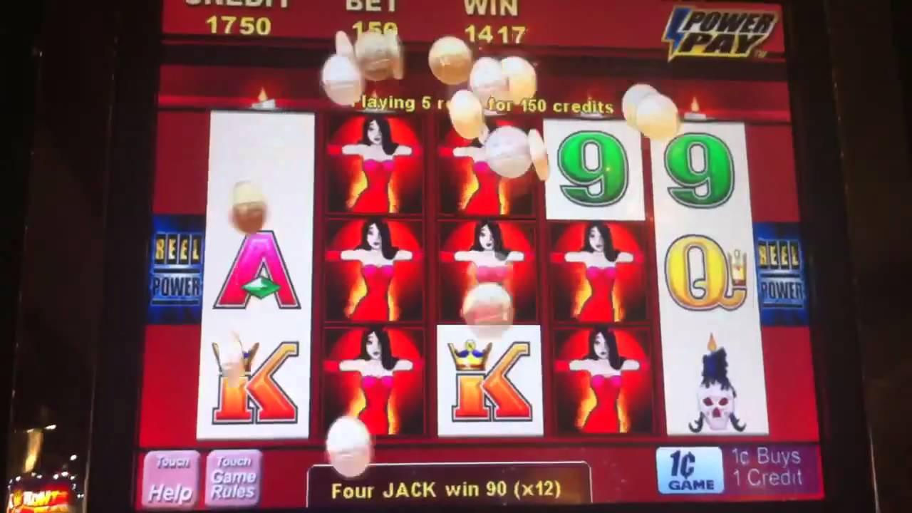 casino slot machine wins