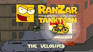 Tanktoon - bicykel