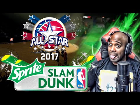 NBA 2K15 MY CAREER PS4 - 2017 Dunk Contest   So We Copying People Now?