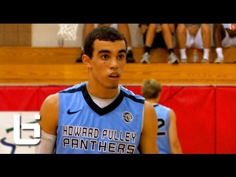 Tyus Jones Is The #1 Point Guard In The Class Of 2014! Shows OUT At Nike Peach Jam!