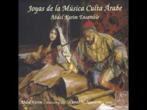 Joyas de la Música Culta Árabe. Abdel Karim Ensemble