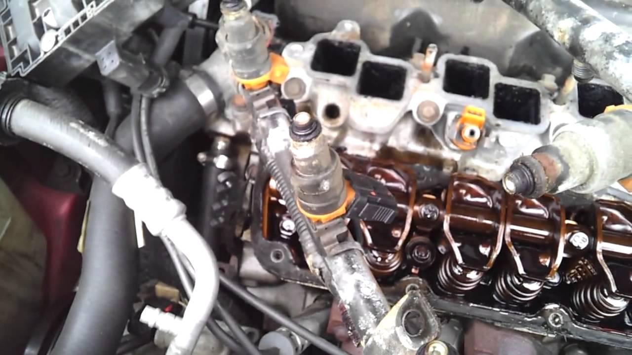 service manual  2000 chrysler sebring intake manifold