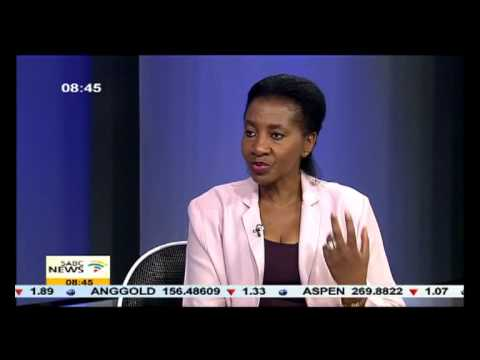 Lulama Mokhobo on AfricaCast broadcasting conference