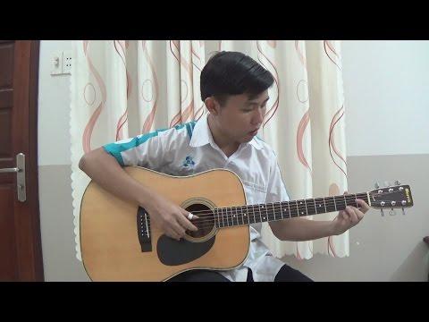 (Bích Phương) Mình yêu nhau đi - Fingerstyle Guitar Cover by Tran Quoc Huy