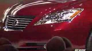 Chicago: 2007 Lexus ES 350 videos